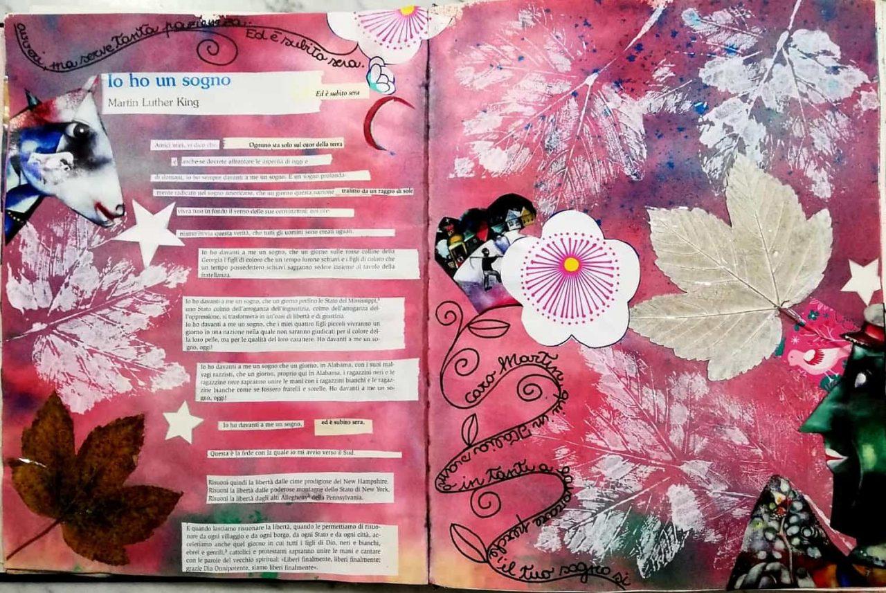 Nascondere una poesia (1)